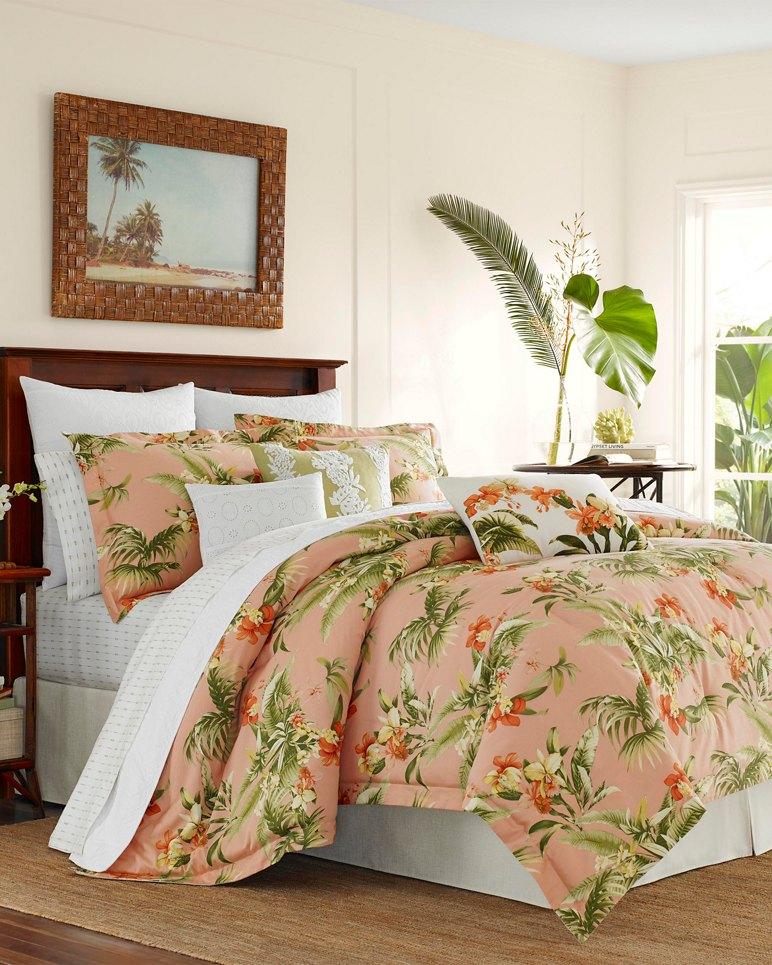 Main Image for Siesta Key Cantaloupe Comforter Set, King