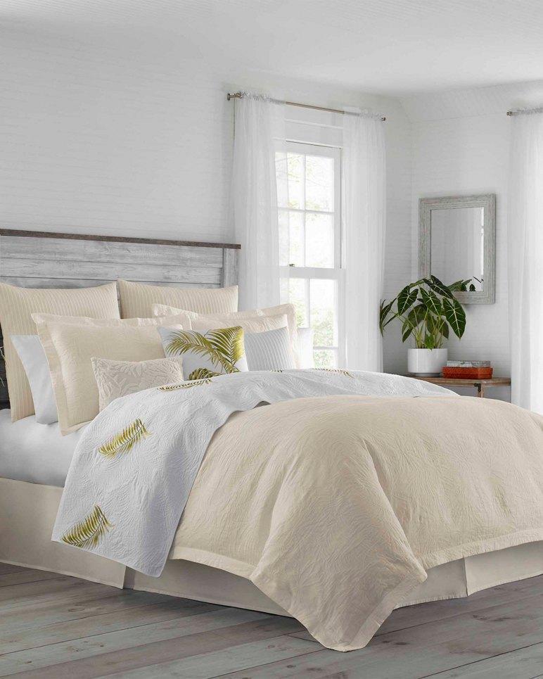Main Image for St. Armands Alabster Comforter Set, King