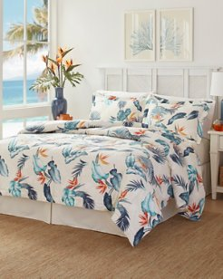 Bird's-Eye View Queen Comforter Set