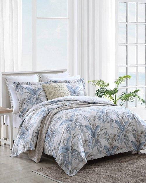 Baker's Bluff Queen Comforter/Sham Set