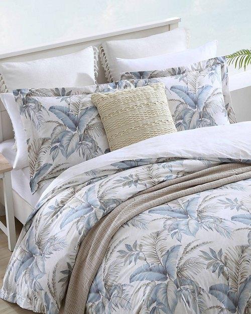 Baker's Bluff King Comforter/Sham Set