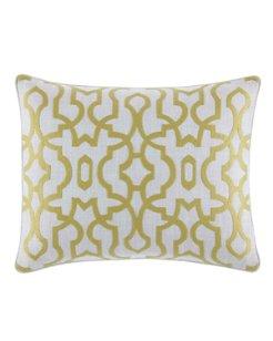 Palmiers Trellis 16x20-Inch Pillow