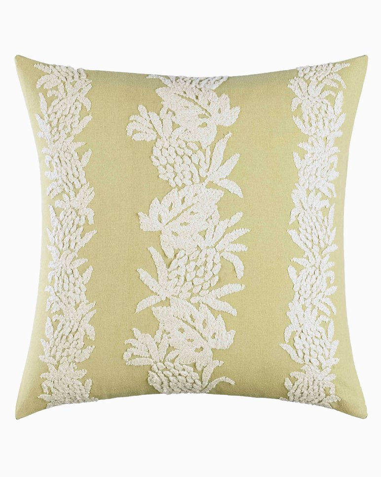 Main Image for Siesta Key Pineapple Stripe Throw Pillow