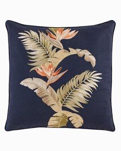 San Jacinto Embroidered Pillow