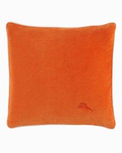 San Jacinto Velvet Pillow