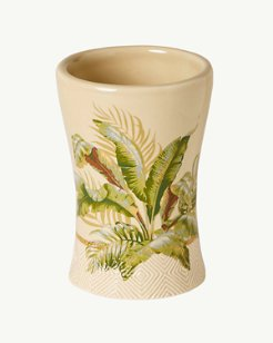 Palmiers Stoneware Tumbler
