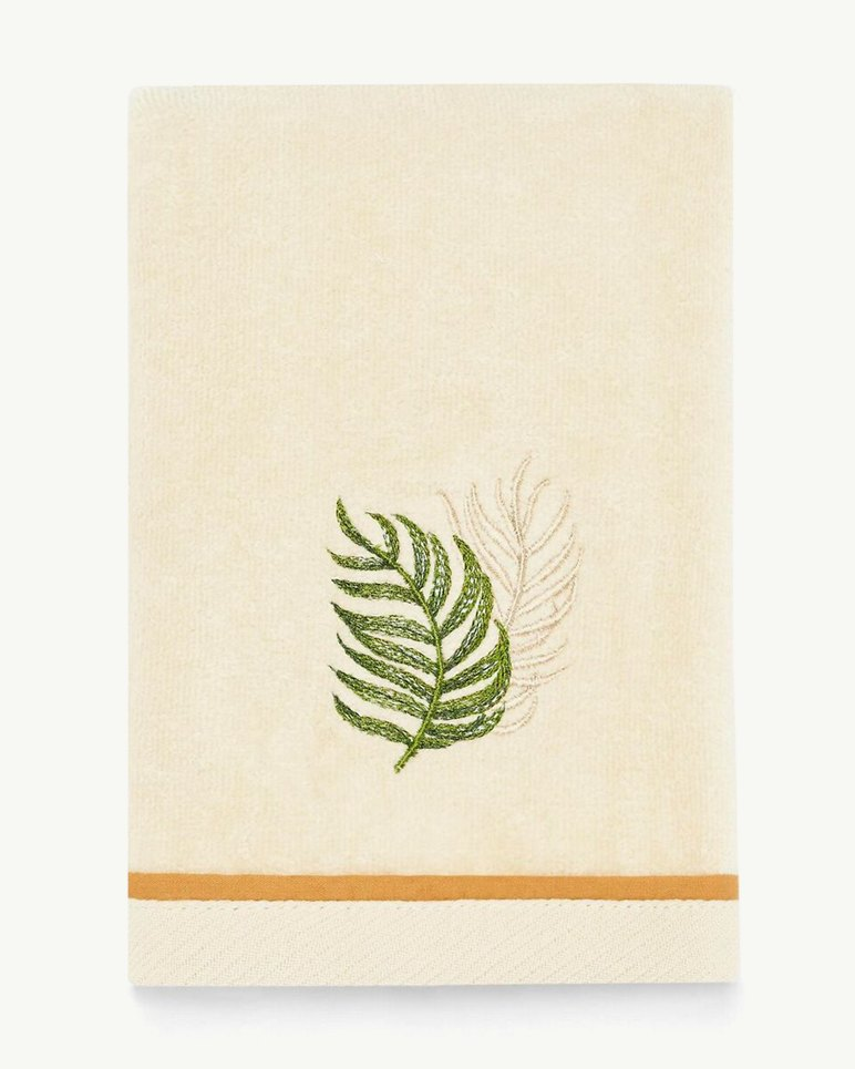 Main Image for Palmiers Natural Fingertip Towel