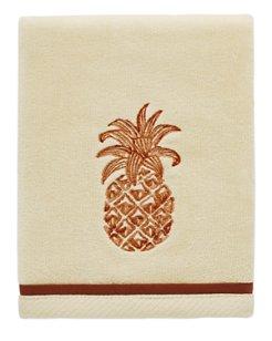 Batik Pineapple Hand Towel