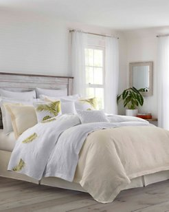 St. Armands Alabaster Duvet Set, King