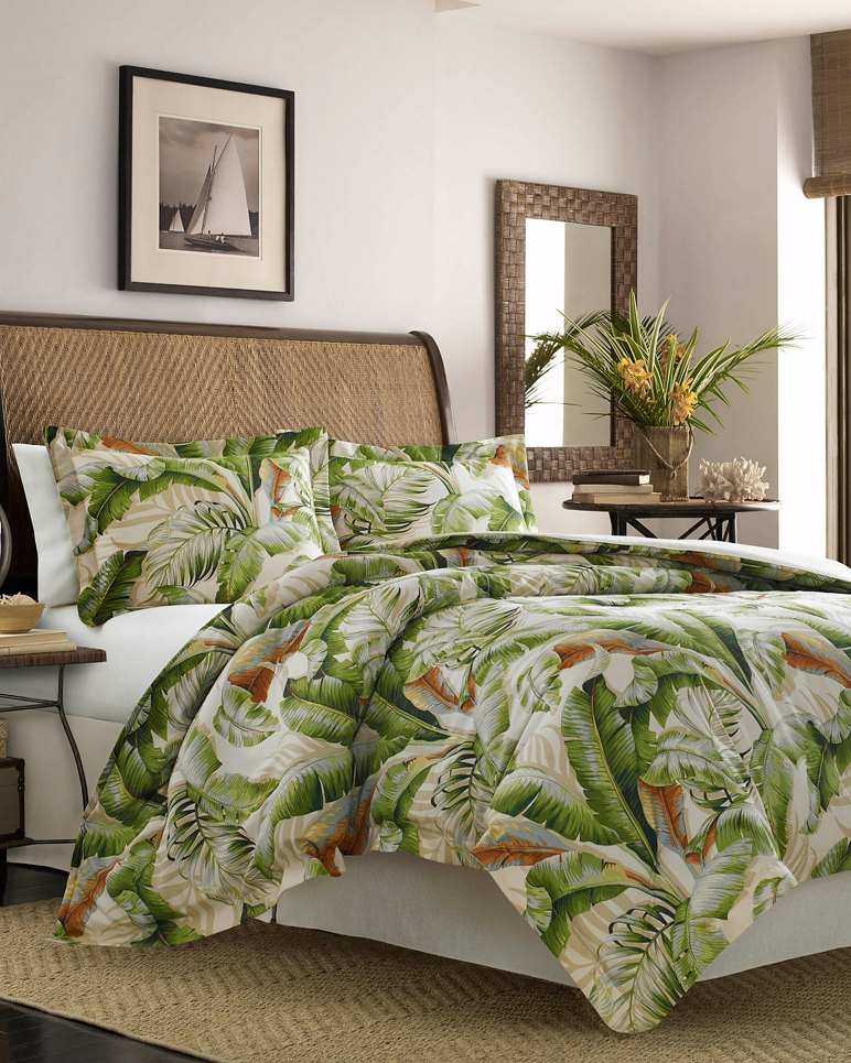Main Image for Palmiers King Duvet Cover Set