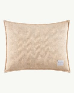 Loredo Gardens Medium Orange Breakfast Pillow, 16x20