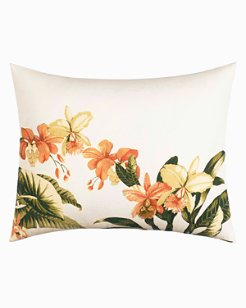 Siesta Key Coral Breakfast Pillow