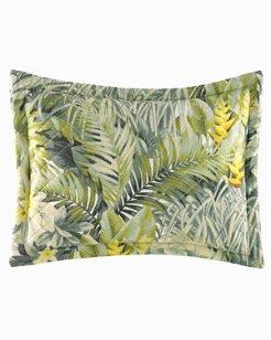 Cuba Cabana Breakfast Pillow