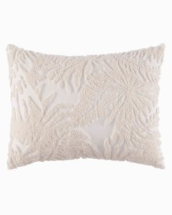 St. Armands Embroidered Pillow