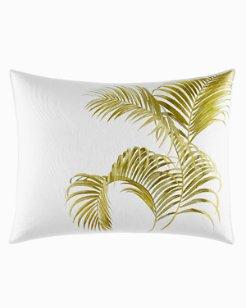 Breezeway Palm King Sham