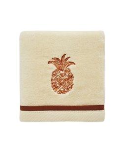 Batik Pineapple Fingertip Towel