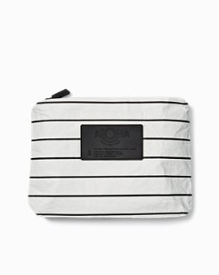 Pinstripe Small Pouch