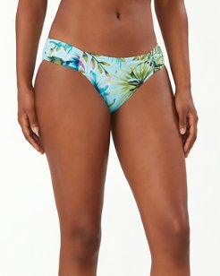 Sun-Kissed Tropics Reversible Hipster Bikini Bottoms