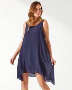 Lanai Breeze Sleeveless Short Dress