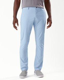 IslandZone® Oxford Flat-Front Pants