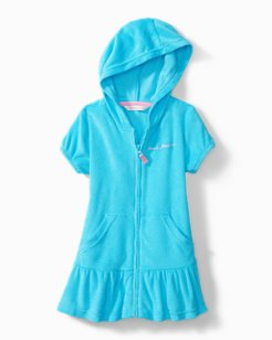 Baby Hoodie Coverup Dress