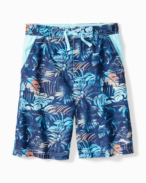 Big Boys' Hidden Shore Swim Trunks