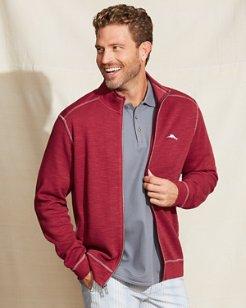 Tobago Bay Full-Zip Sweatshirt