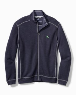 Tobago Bay Full-Zip Sweatshirt