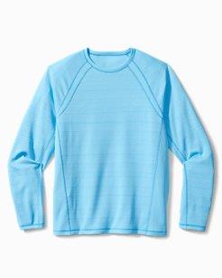 Palm Coast IslandZone® Flip Reversible Crewneck Shirt