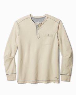 Martin Bay Henley Shirt