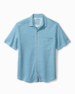 Bodega Cove IslandZone® Knit Camp Shirt
