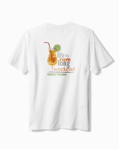 Rum Long Weekend T-Shirt