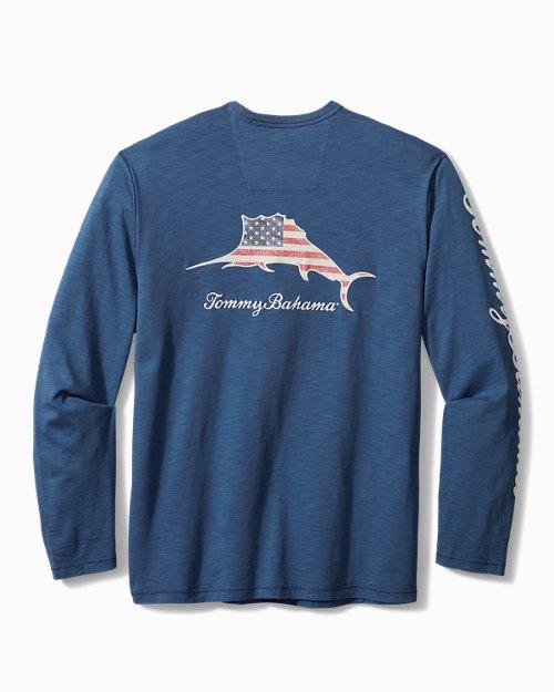 Patriotic Billboard Lux T-Shirt
