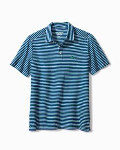 Breezeway Bay Stripe Polo