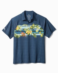 Tropical On Track IslandZone® Polo