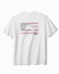 'Merica Marlin Lux T-Shirt