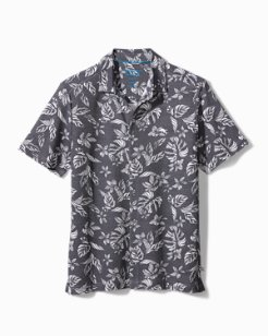Napali Palms Camp Shirt