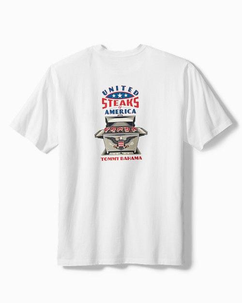 United Steaks Of America T-Shirt