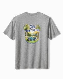 Stay Mowtivated T-Shirt