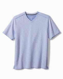 Fray Day Harbor IslandZone® V-Neck T-Shirt