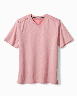 Fray Day Harbor IslandZone® V-Neck T-Shirt