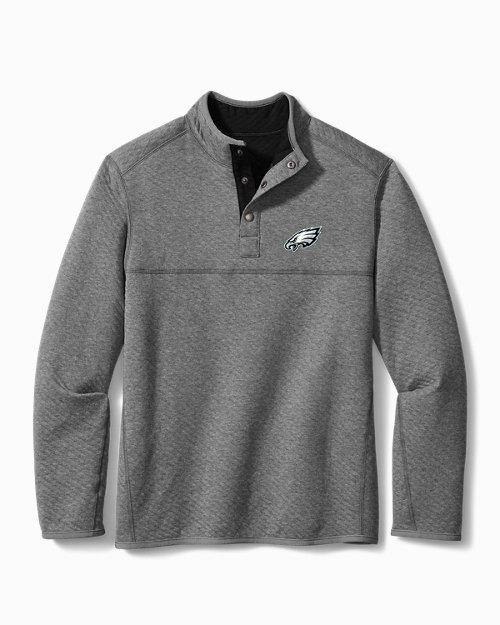 NFL Quilt To Last Reversible Sweatshirt