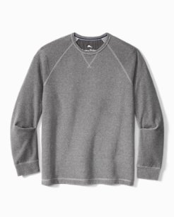 Stone Crest Long-Sleeve Crew Shirt