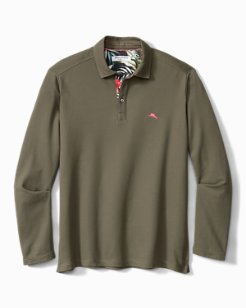 Limited-Edition Emfielder 5 O'Clock Long-Sleeve Polo