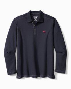 Emfielder Long-Sleeve Polo