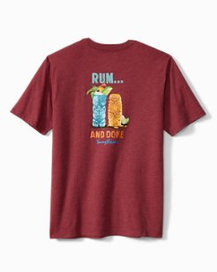 Rum And Done T-Shirt