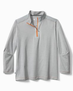 On Deck Performance Half-Zip Sweatshirt
