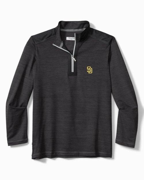 MLB® On Deck Performance Half-Zip Sweatshirt