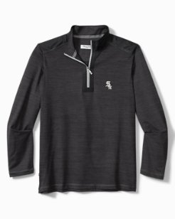 MLB® On Deck Performance Half-Zip Sweatshirt
