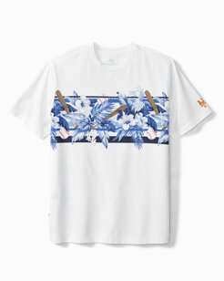 MLB® Home Run Hibiscus T-Shirt